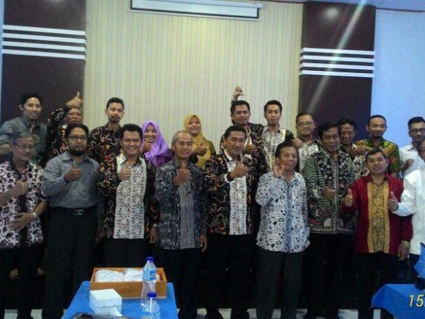 Kunjungan kerja pimpinan STIT Muh Bangil ke STAI Muh Tlg Agung