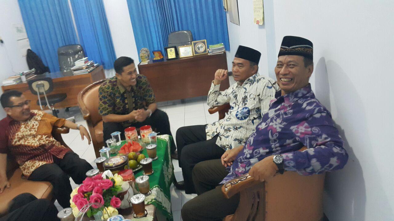 Kunjungan Kemendiknas Prof.Dr.H.Muhadjir, M.AP
